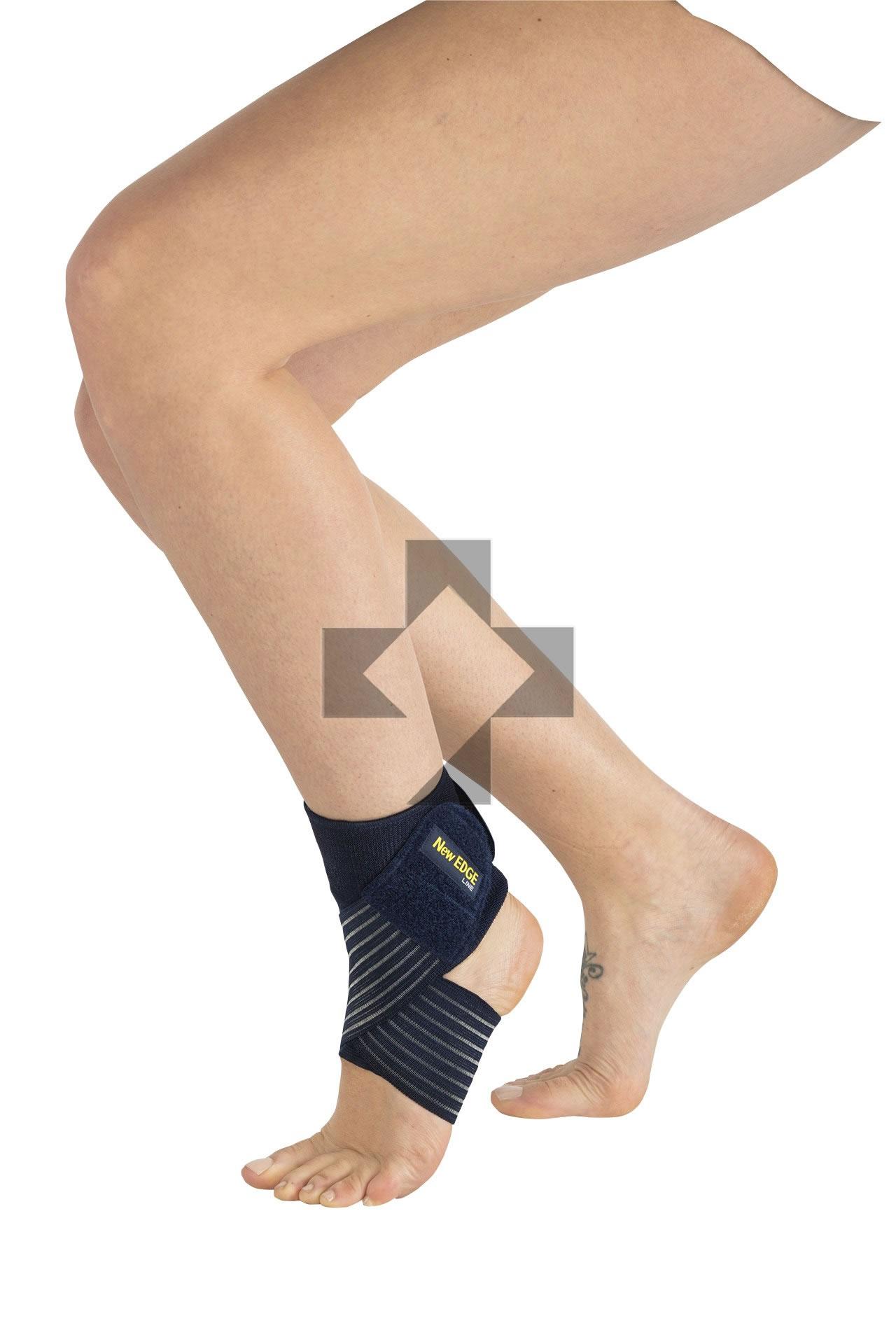 economico per lo sconto amazon vendita più calda Cavigliera elastica con bendaggio a 8 15 Pavis