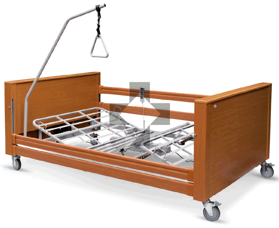 Base Letto Legno : Letti elettrici e letti e ausili letto ortopedico elettrico in