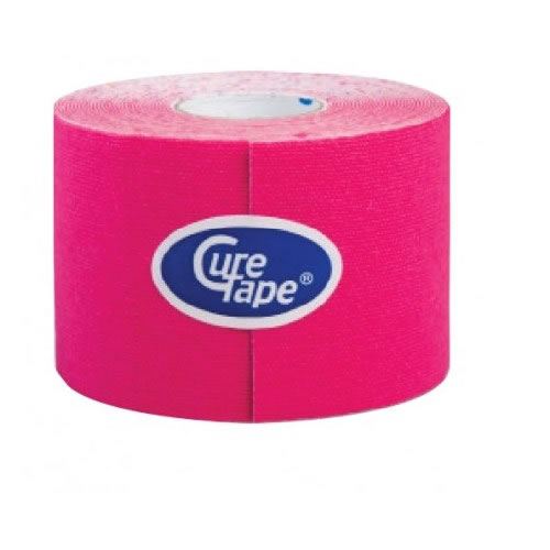 Cerotto Curetape tape neuromuscolare Fucsia Aneid