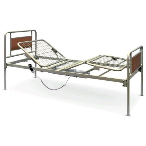 Letti elettrici e letti e ausili letto ortopedico elettrico a tre snodi arpa wimed - Postura a letto ...