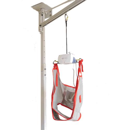 Sollevatori e noleggio sollevatore elettrico a bandiera for Bandiera per paranco elettrico