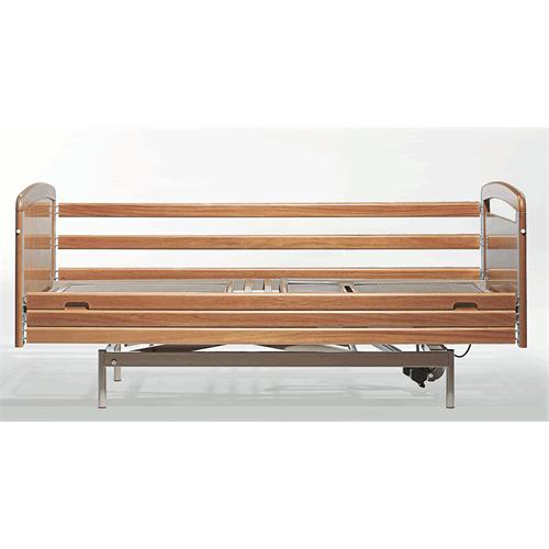 Accessori letti e letti e ausili sponde in legno vassilli - Letto ortopedico con sponde ...