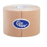 Cerotto Curetape tape neuromuscolare Beige Aneid