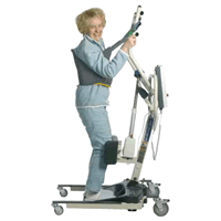 Imbracatura Stand Assist 148468x per reliant 350 Invacare