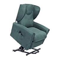 Poltrona rialzatrice/relax 2 motori Lady Bergere Wimed